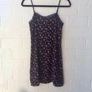 H&M Floral Slip Dress